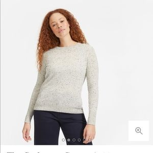 Everlane Donegal Cashmere Crew